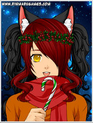 A Christmas Riiku by japanese-freak-show