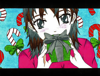 Printa: Gift by japanese-freak-show