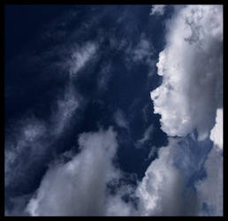 A Face in the Sky? by FaerieNymph