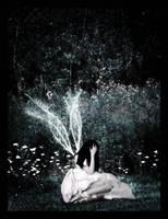 Little Fairy Lost by FaerieNymph