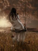 Twilight Repose by FaerieNymph