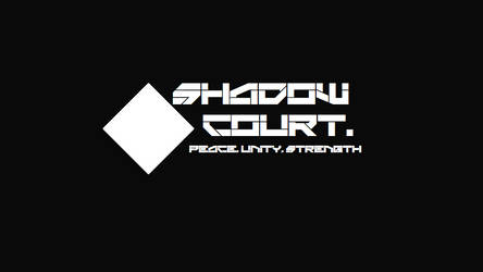 Shadow Court Logo by Almighty-Joey