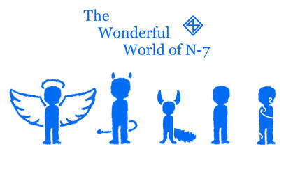 The Wonderful World of N-7 by Almighty-Joey