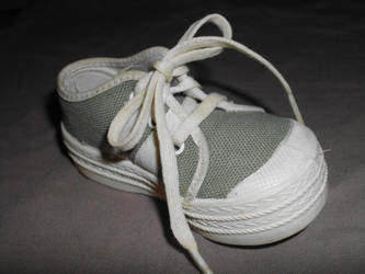 Baby Shoe I by SavageCharms