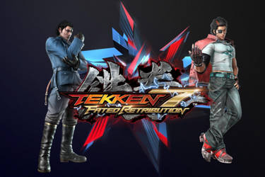 Tekken 7 Dragunov vs Hwoarang by Kyojiro87
