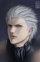 Vergil  Devil May Cry by Zetsuai89