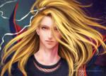 Deidara_ gust of wind by Zetsuai89