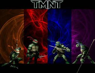 TMNT by big1978papa