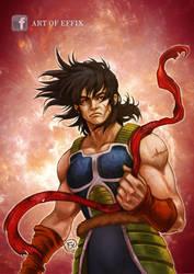 Dragon Ball Bardock by effix35