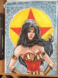 Wonder Woman by effix35