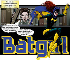 The Million Dollar Debut of Batgirl by mcguan