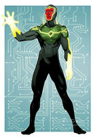 VISION - OHOTMU Redesign by mcguan
