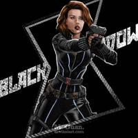Black Widow (2018) by mcguan