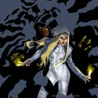 Cloak and Dagger (2018) by mcguan