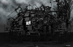 Cronopolis by silverb