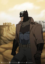Knightmare Batman by rymslm