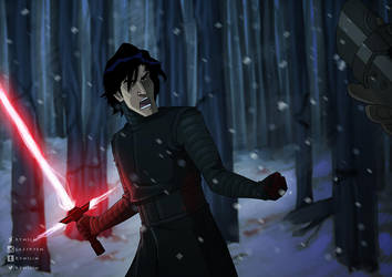 That Lightsaber... by rymslm