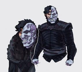 Cyborg Superman - GoT by rymslm