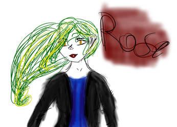 Roseeeeee (wut.) 100th POST!!!!!!!!!!!!!! by DidoArt12