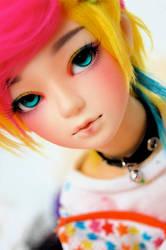 Rainbow Child by frappzilla