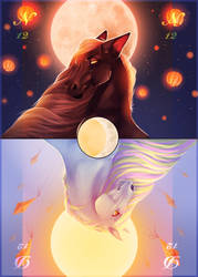 .: Night and day :. by Shien-Ra