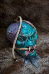 Garkain trophy - The Witcher by Shien-Ra