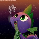 Spike's Bewilderment by LennonBlack