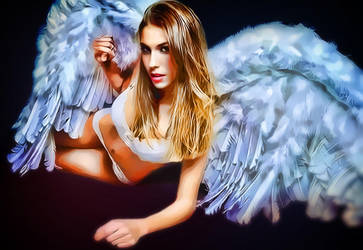 Angel M by gvdesigns