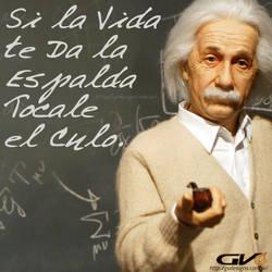 Albert Einstein by gvdesigns