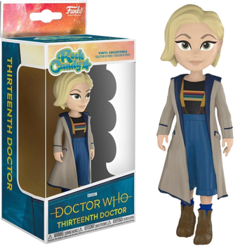 Thirteenth Doctor Rock Candy Figure|Doctor Who Toy by cooltoyss