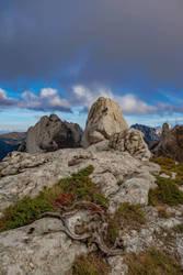 Kiza rocks by giantrider8