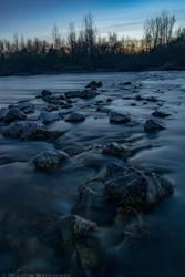 Drava flow  by giantrider8