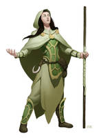 Purist Druid by M0AI
