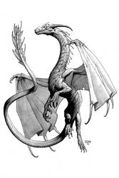 Mithril Dragon by M0AI