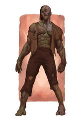 Frankenstein's Monster by M0AI