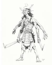4-Armed Bastard by M0AI