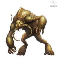 DnD - Umber Hulk by M0AI