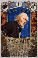 1st Doctor by boop-boop