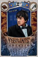 2nd Doctor by boop-boop