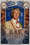 5th Doctor by boop-boop