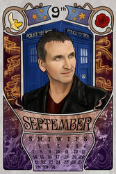 9th Doctor by boop-boop
