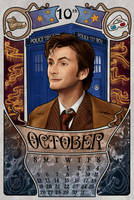 10th Doctor by boop-boop