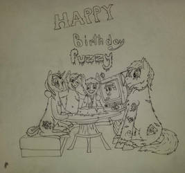 Murky Party! by Snoopy8009