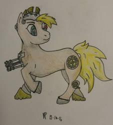Cog-pony by Snoopy8009