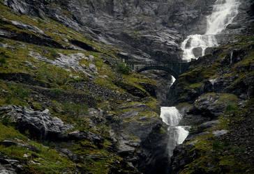 Trollstiegen by baravavrova