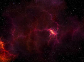 My 10th nebula: red II by Mithgariel