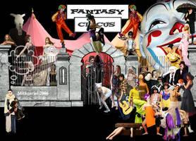 Fantasy circus by Mithgariel