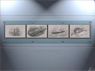 Archer's Enterprise by Metzae