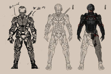 SCI-FI concepts by varuik