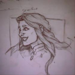 Starfire  by varuik